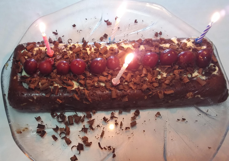 Mosaic Cake Recipe